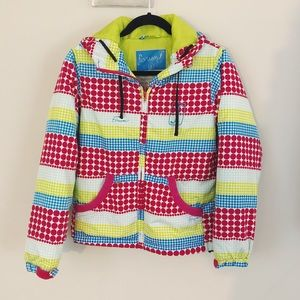 Insulated puffy Jacket
